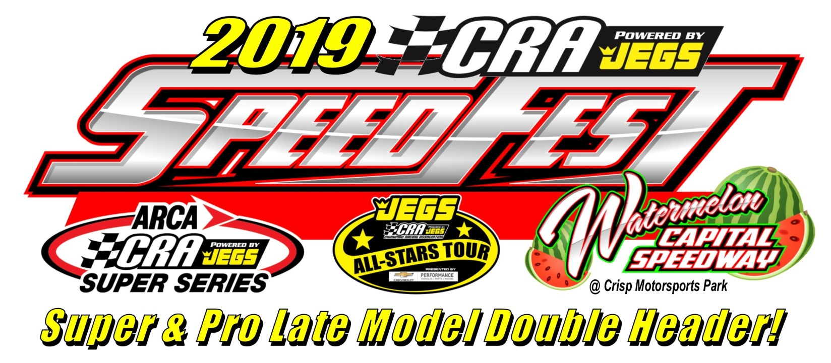 SpeedFest 2019 Tickets On Sale Now!